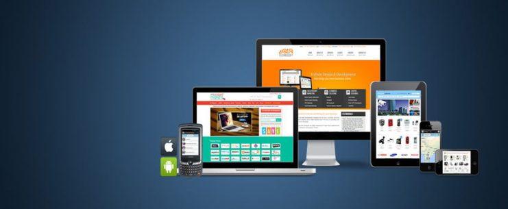 01 website designing development