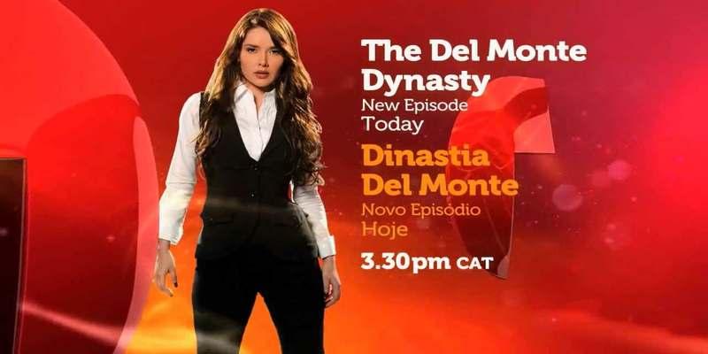 Del Monte Dynasty Telenovela / Los Herederos del Monte Paula; For Love or Money? Full Story