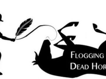 floggingadeadhorse