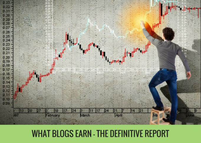 How Much Blogs Earn – The Definitive Report 2017
