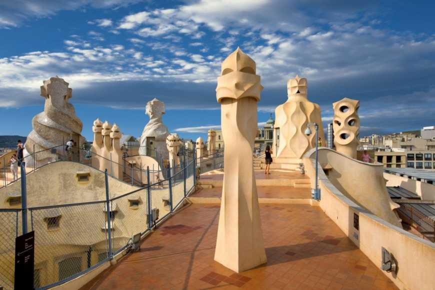My Amazing and Inspirational Trip to Barcelona