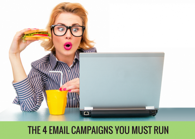 The 4 Email Campaigns Every Marketer Must Run