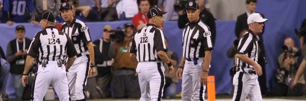 Highest-Paid NFL Referees – Average Salary of an NFL Referee