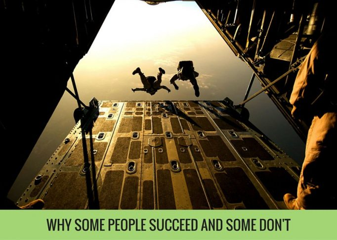 Why Some People Succeed But Most Don't