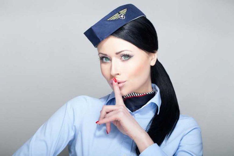 shutterstock Flight Attendant