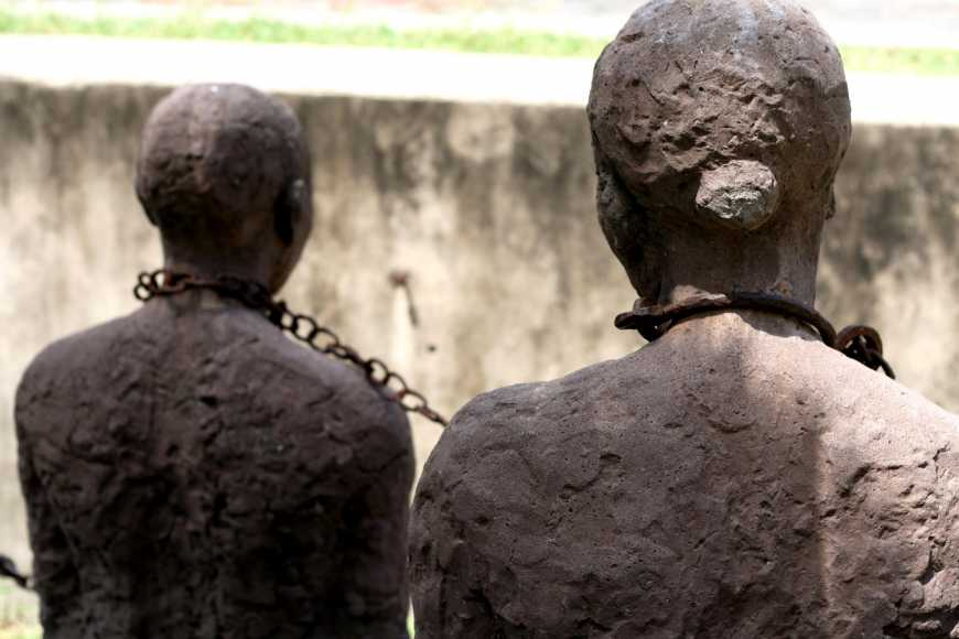 Afro-Iranians!! The Little Known Facts Every African Should Know About The Iran's Slave Trade!