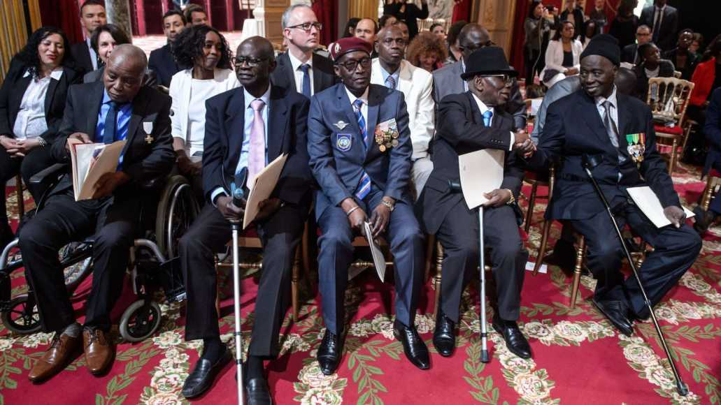 African Soldiers Blood Debt: France Takes Steps To Pay For Colonial Past