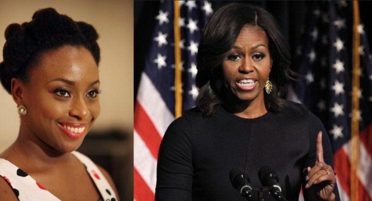 Chimamanda Adichie 's View Revealed In The American First Lady Article