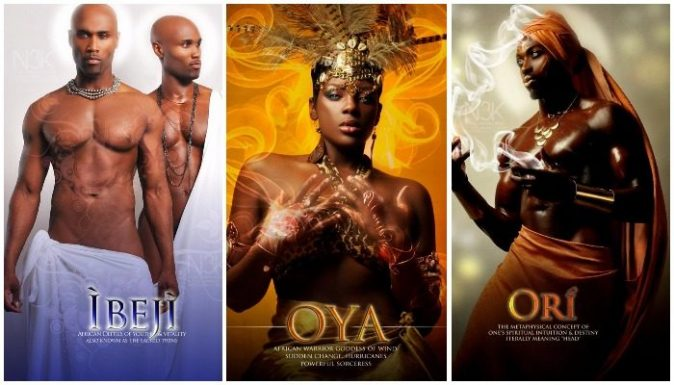 Amazing African Gods No One Talks About ✔