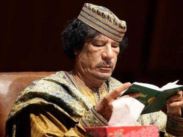 Gadaffis green book