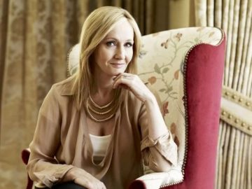 Top 10 World's Richest Writers: Highest Earning Authors At The Moment
