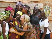 How A Sandal Company Helps Women In Africa Attend College