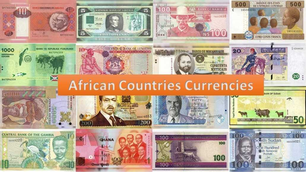 List Of African Currencies You Really Should Know
