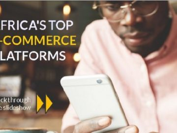 Africas top e Commerce platforms