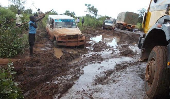 This Interesting Technology Could Replace All The Bad Roads in Africa