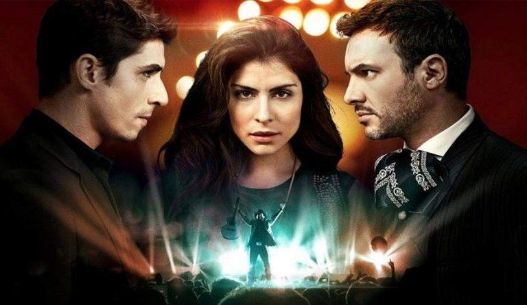 The Price of Fame Telenovela / Guerra de Idolos Full Story