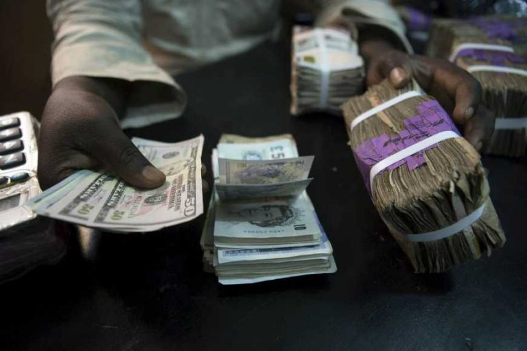 currencies africa