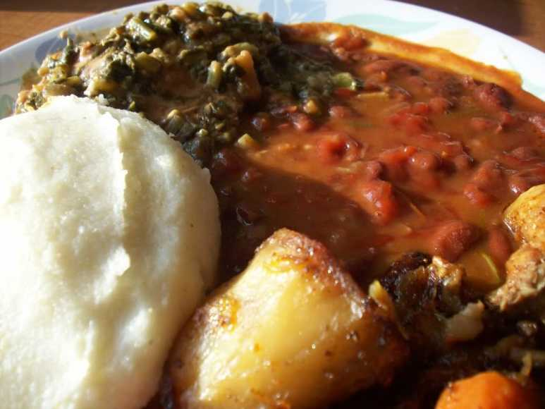 Best Africa's favorite dishes