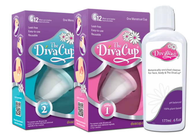 I Tried Using the Diva Cup & This Is What Happened