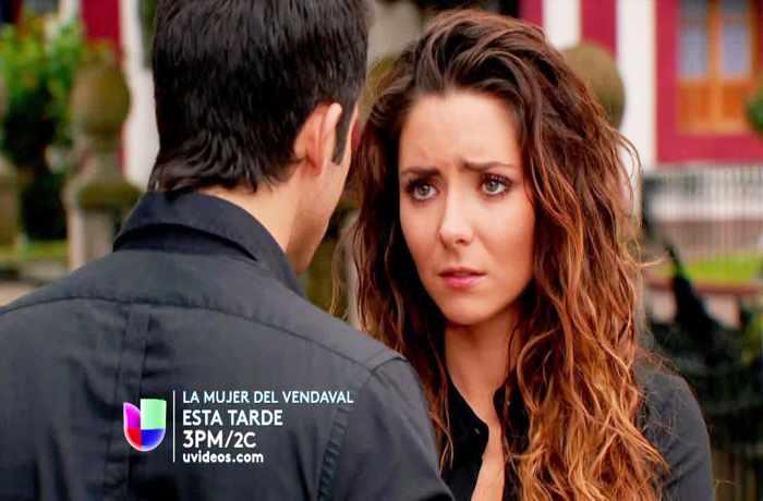 La mujer del Vendaval / The Lady From Vendaval Telenovela Full Story