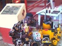 Made in Nigeria an electricity generator that is powered by water