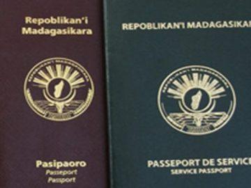 Latest Madagascar passport visa free countries