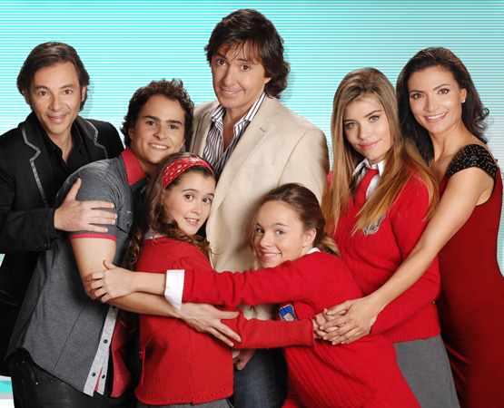We are family Somos familia telenovela full story