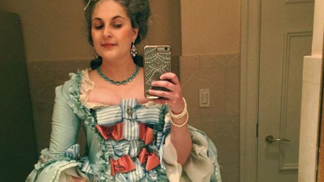 Haters on the Met Denied Access to Lady Who Loves Dressing up in Length Gown