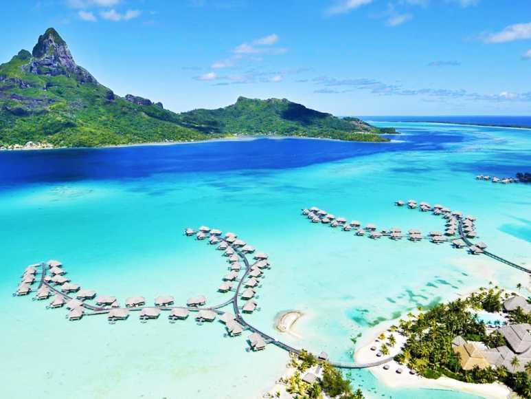 Top 10 world's best beaches