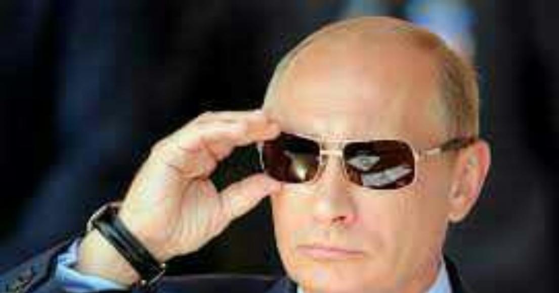 Is Vladimir Putin a good leader?