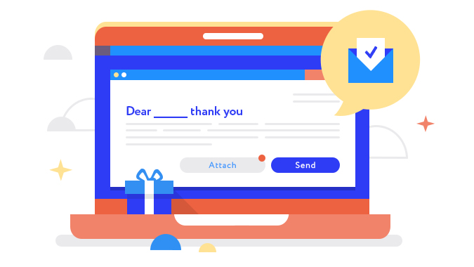How to Write a Perfect Thank-You Note to Your Business Partners
