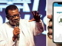 Pastor Otabil introduces a new method of paying offering and tithe