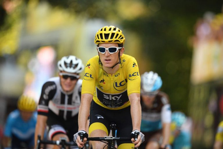 How much prize money did Geraint Thomas get for winning the Tour de France 2018?