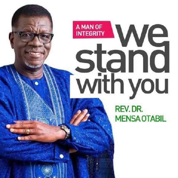 CHRIS-VINCENT Writes: Ghana's 610 million Cedis, Dr Mensa Otabil and the stupid Christians who stand with him