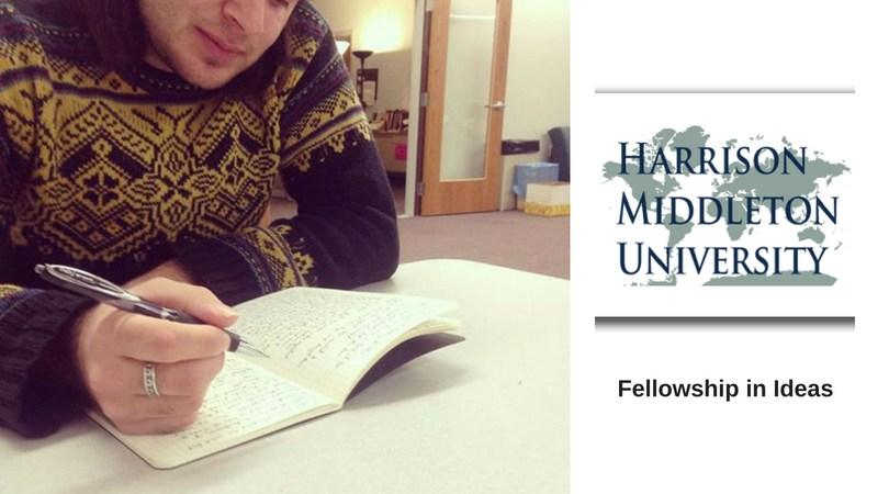 Harrison Middleton University Fellowship 2019 (Stipend Available)