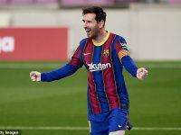 Lionel Messi: Argentine's saga
